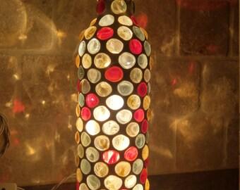 Wine bottle Night Light