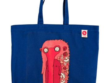 The Monsters Jeżotrąb bag