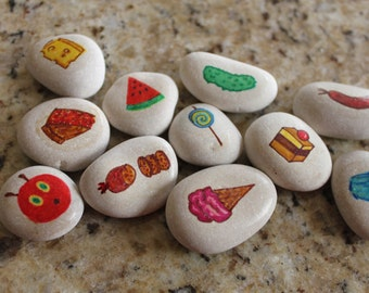 Story Stones: Hungry Caterpillar Edition