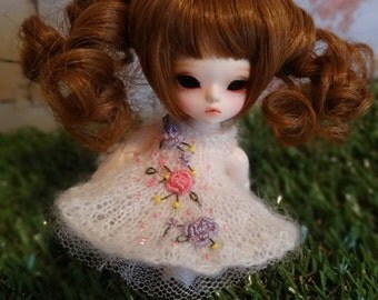 tiny bjd doll dress
