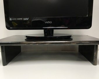 Tv riser, tv stand, monitor stand, cake stand, computer riser, monitor stand, tv stand, tv console, centerpiece stand, laptop stand,