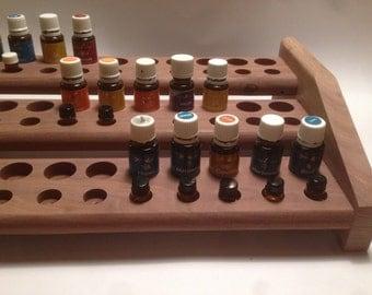 Essential Oil 3 Tier Rack and Display/Shelf/Storage/Box/Essential Oil Starter Kit Display/tester bottles