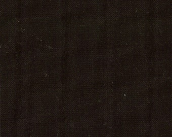 MODA - Bella Solids - Black - 9900-99 - Solid Color