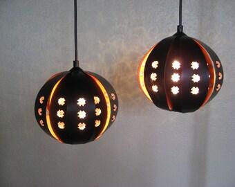 CORONELL Globe Werner Schou Celling Lamp Retro Vintage Danish Design Mid Century Modern Coronell Elektro