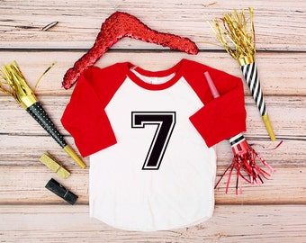 7th Birthday Shirt; Seventh Birthday Shirt; 7; 7th Birthday Shirt; Seven; 7th Birthday Tee; Seventh Birthday Shirt; 7th Birthday Outfit