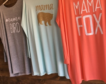 Mama FOX Moo Moo