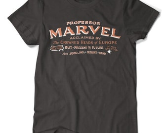 Professor Marvel, T-shirt