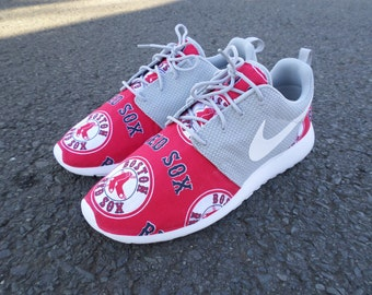boston red sox shoes – Etsy