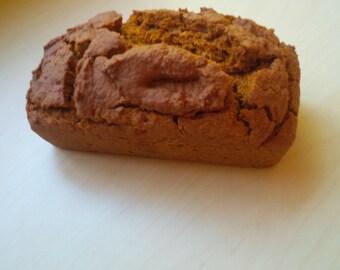 Gluten Free & Vegan Pumpkin Bread