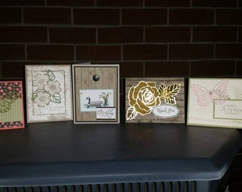 Handmade Cards for any occasion