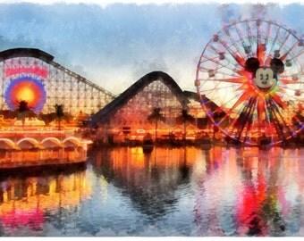 Disney California Adventure - Original