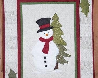 Snowman Wall Hanging Kit