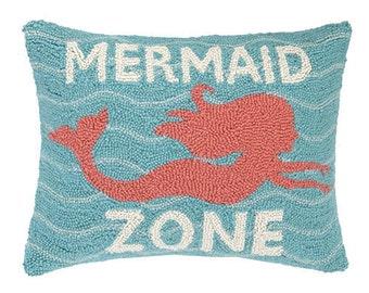 Mermaid Zone Pillow