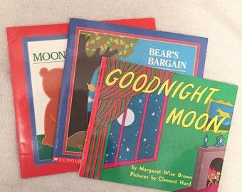 MoonBear Story Books