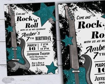13th birthday invitations Etsy
