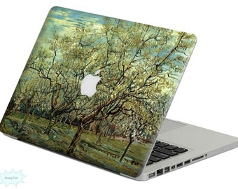 New Oil Painting decal mac stickers Macbook decal macbook stickers apple decal mac decal stickers 07