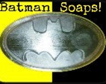 Batman Soaps!
