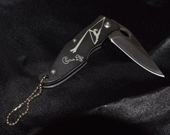 Circus Life Knife - black