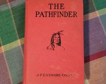 Antique Copy of The Pathfiner