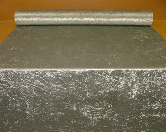Bling Crushed Velvet In Silver Fabric - Ideal For Curtain Upholstery Cushions Blinds