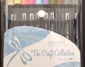 Tombow Markers Dual Brush Pen Set (Soda Shoppe) Sale!