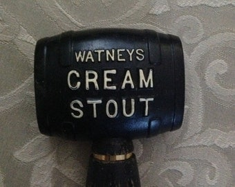 Watney's Cream Stout Beer Tap