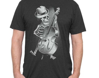 Bass Guitar Shirt - Men's Bass Player Shirt