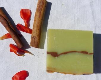 SOAP oriental, cinnamon, patchouli, organic SOAP, SOAP, SOAP natural SOAP, handmade soap, without Palm, vegan SOAP