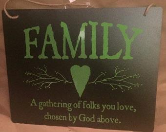 Family Home Decor   Etsy