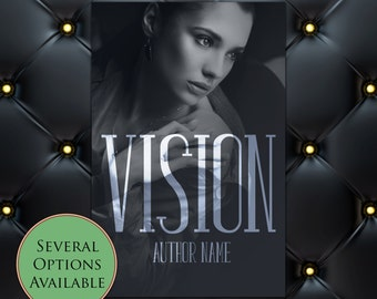Vision Pre-Made eBook Cover * Kindle * Ereader Cover