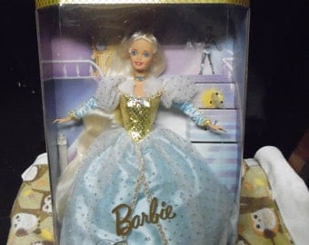 Reserved Barbie as Cinderella Doll vintage New in box