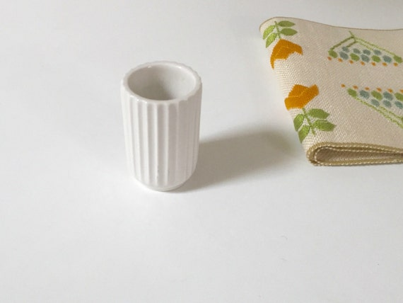 vintage miniature lyngby vase denmark lyngby vase 6 cm. Black Bedroom Furniture Sets. Home Design Ideas