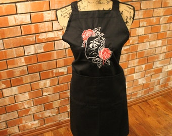 Twisted Tales Apron - Phantom of the Opera