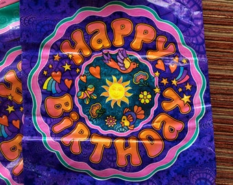 Party Bag, Birthday Bag, Party Favor, 60s Birthday, Party Favor Bag, Party Bag Set, Birthday Favor, Party Treat, Goodie Bag, Goody Bag