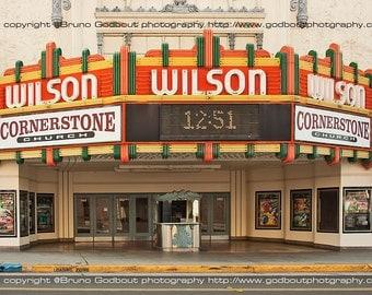 Wilson Theatre - Fresno, CA