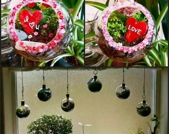 Valentine Edition Garden Globes