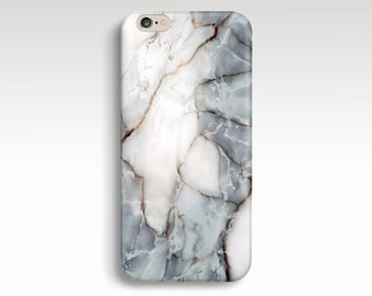 Marble iPhone 6s Case, iPhone 7 Case, Grey Marble iPhone 6 Case, iPhone 5s Case, iPhone 7 Plus Case iPhone 6s Plus iPhone 5C Phone SE Case