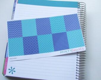 FBED0081 // Rainy Days // Full Box Planner Stickers