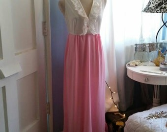 Price Reduced! Cupcake Cutie Vintage Nightgown.