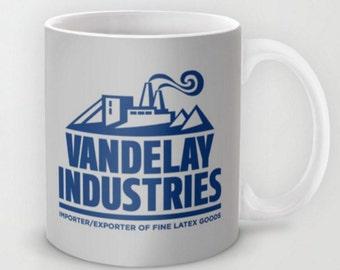 Vandelay Industries  - 11 oz or 15 oz Ceramic Mug