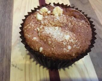 Gluten-Free Banana Walnut Muffin