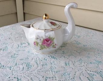 Vintage Ceramic Unique Teapot