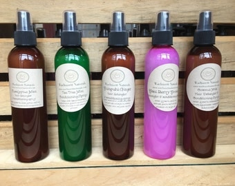 All Natural Hair Detangler & Conditioning Spray