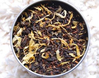 RADIANCE Organic Tea Blend, Organic Loose Tea, Loose Tea Blend