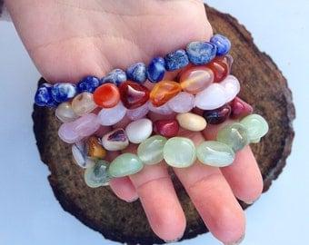 Chunky Crystal Bracelet