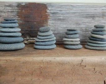 Cairn stacks,eco friendly,hiking stone,Zen cairn paper weights, paper weights,stacked rocks,stacked stones,natural,nature gifts, beach gift!
