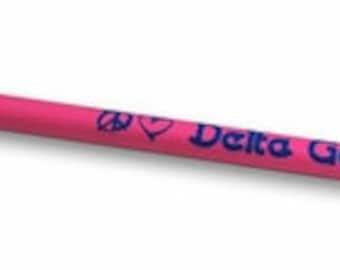 Delta Gamma Pencils
