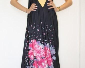 Stylish, maxi dress