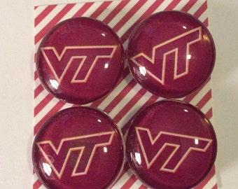 Virginia Tech magnets