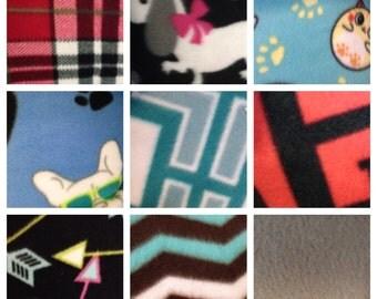 Custom Fleece Pet Blanket
